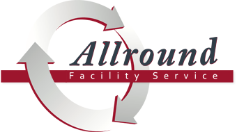 Nieuw logo Allround Facility Service - Bodegraven