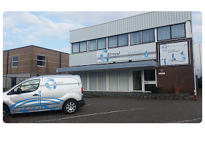 Pand Allround Cleaning Service - Europaweg 1 te Bodegraven